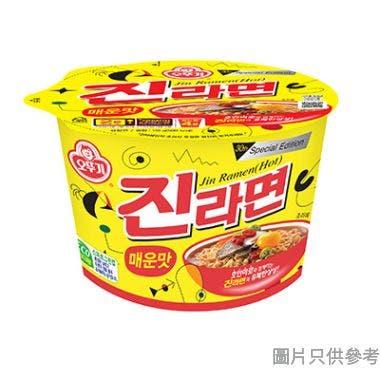不倒翁韓國製金拉麵杯麵110g - 辣味