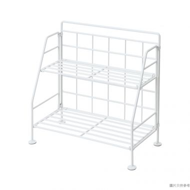 NOVA兩層廚用儲物架 300Wx150Dx280Hmm - 白色