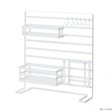 NOVA廚用架450Wx140Dx500Hmm (大)- 白色