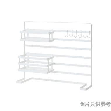 NOVA廚用架450Wx140Dx370Hmm (小) - 白色
