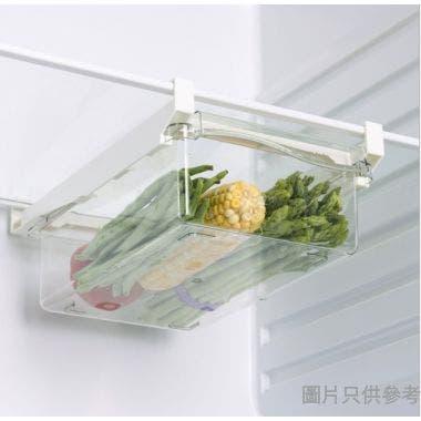 冰箱懸掛抽屜式儲物盒198Wx305Dx95Hmm - 透明色