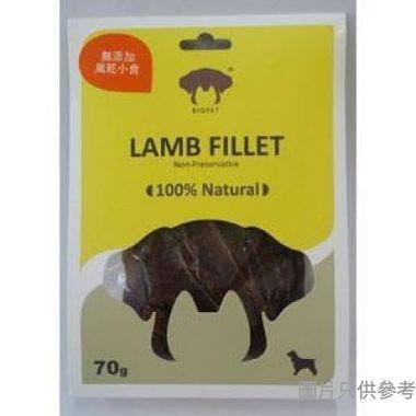 Biopet寵然羊肉片乾70g