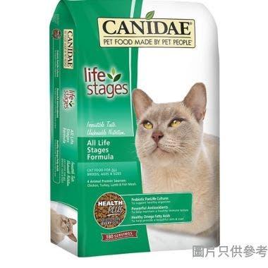 CANIDAE原味全貓配方貓糧4磅