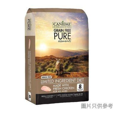 Canidae咖比美國製無穀物元素成貓貓糧5lbs - 雞肉