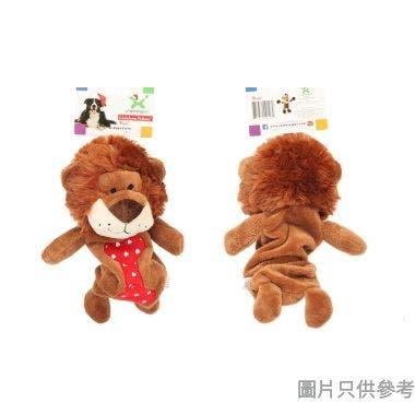 Charmingpet狗狗耐咬發聲毛絨玩具(糖果系丁) - 糖果獅子