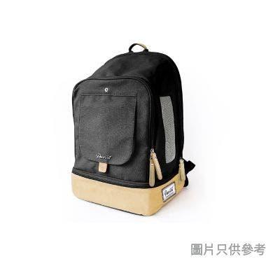 PacePet步寵寵物休閒系列背包30W x 23D x 45Hcm - 黑&卡其色