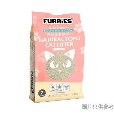 Furries豆腐貓砂7L - 原味