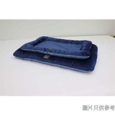 Lifeapp台灣製寵物緩壓睡墊輕巧系列 - 迷你 (加小) 57W x 42D x 3-6Hcm - 海軍藍色