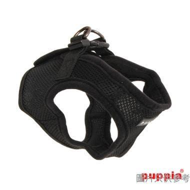 Puppia輕便透氣柔軟背心B款 (S) - 黑色