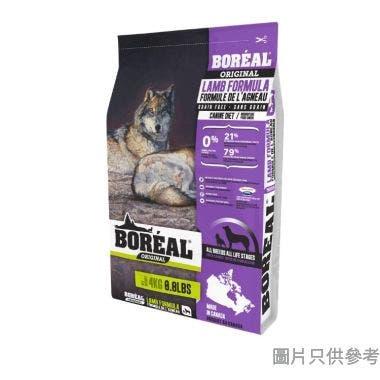 BOREAL加拿大製無穀全犬羊狗糧8.8lbs 001248