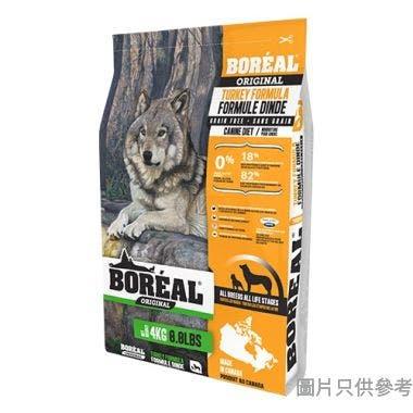 BOREAL加拿大製無穀全犬火雞狗糧25lbs 001253