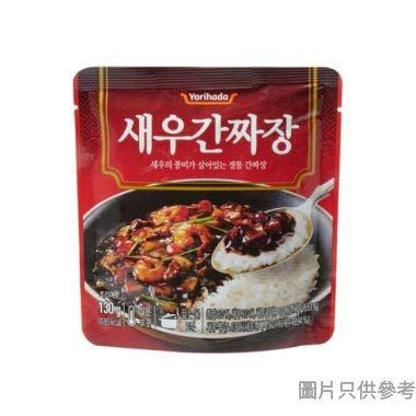 Yorihada韓國製蝦炸醬麵醬料包 130g