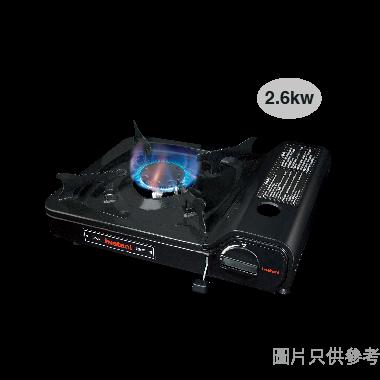 Iwatani依華牌卡式爐2.6kw ZA-5HPM-FFD
