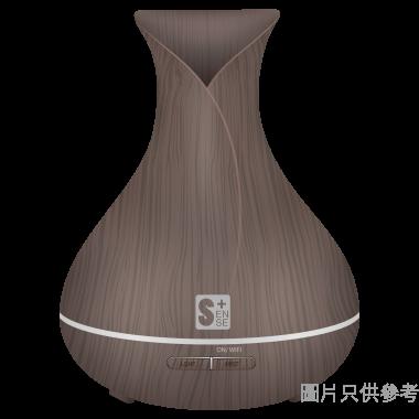 SensePlus智能香薰加濕器MX-AD-03-木紋色