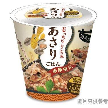 幸南食糧日本製旬 de riz 叮叮飯160g - 蜆肉