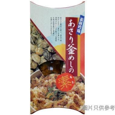 Maruyo日本製蜆之煮飯素250g