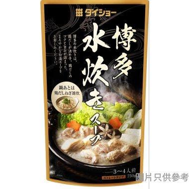 Daisho日本製博多雞湯火鍋湯底750g