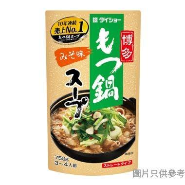 Daisho博多味噌大腸火鍋湯底 750g