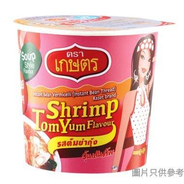 Kaset即食粉絲 (3杯裝) - 蝦冬蔭味