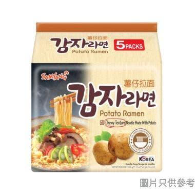 三養薯仔拉麵 120g (5包裝)
