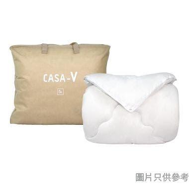 CASA-V備長碳全護蠶絲冬暖被1520W x 2260Dmm