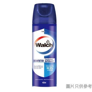 Walch 威露士 殺菌消毒噴霧 450ml