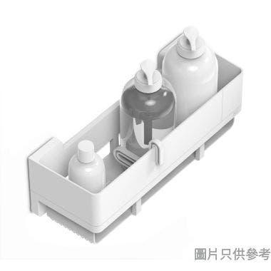 3M無痕極淨防水收納系列 置物籃 承重4kg 17723