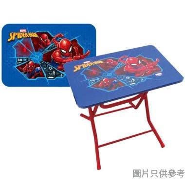 神奇蜘蛛俠兒童桌子595WX395DX560Hmm MNW11925-藍色