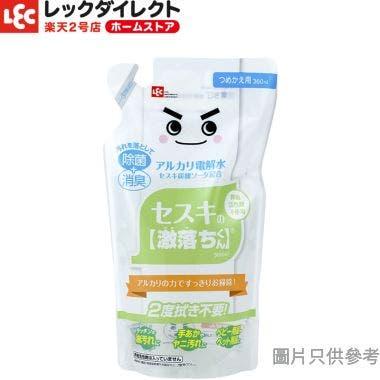 LEC激落君日本製碳酸鈉電解水補充裝 360ml