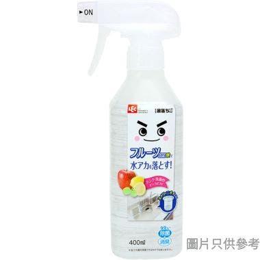LEC 激落君日本製果酸+乳酸電解水噴霧 400ml