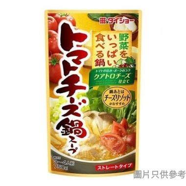 Daisho番茄芝士火鍋湯 750g
