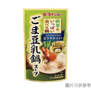 Daisho野菜芝麻豆乳火鍋湯 750g