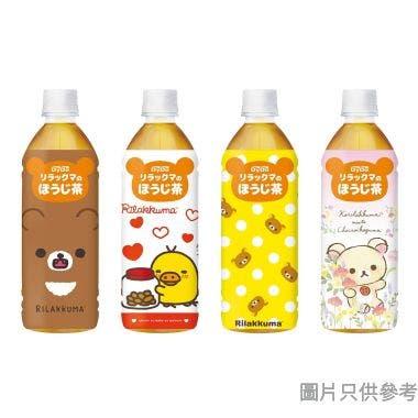 DYDO日本製鬆弛熊焙茶 500ml