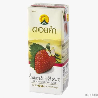 Doi Kham泰國製士多啤梨汁 200ml