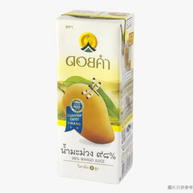 Doi Kham芒果汁 200ml