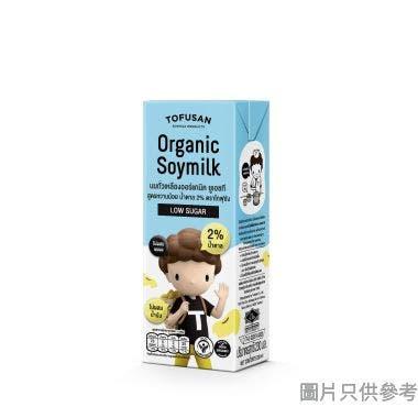 豆腐山有機豆奶 230ml (3包裝) - 低糖