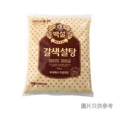 三養韓國製Q-ONE黃糖 1kg