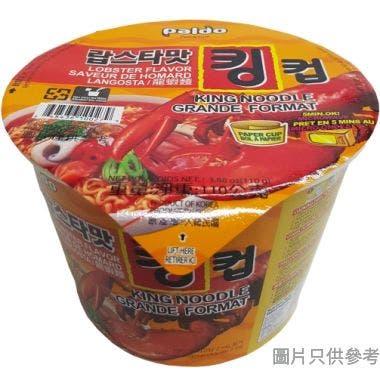 八道龍蝦大碗麵 110g