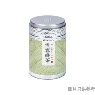 茶老七雲霧綠茶茶葉 80g