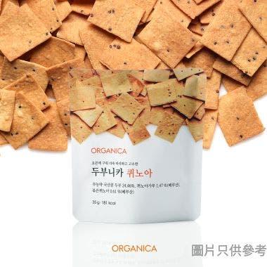 Organica韓國製豆腐藜麥脆片 35g