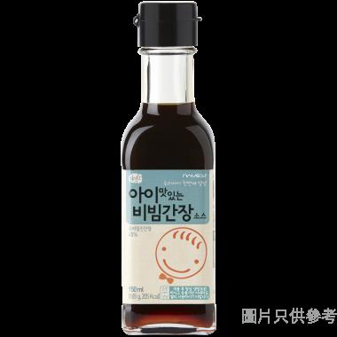 Sim Youngsoon韓國製兒童豉油 150ml