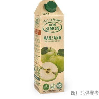 Don Simon西班牙製100% 純蘋果汁 1L