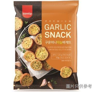 Samlip蒜香脆多士零食 120g