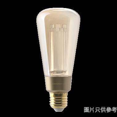 MOMAX Smart智能Wi-Fi LED復古燈泡(RGB彩光) IB5SR