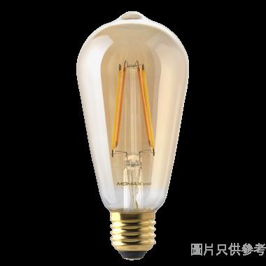 MOMAX Smart智能Wi-Fi LED復古燈泡(愛迪生) IB2SY