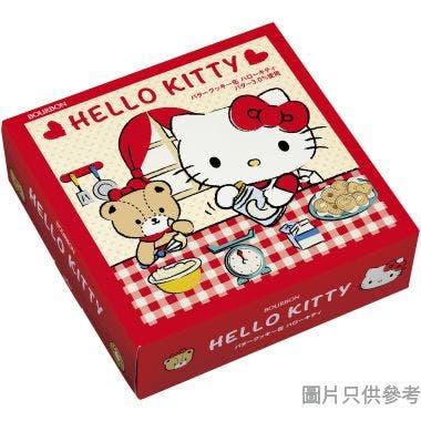 百邦Hello Kitty罐裝牛油曲奇餅 560g