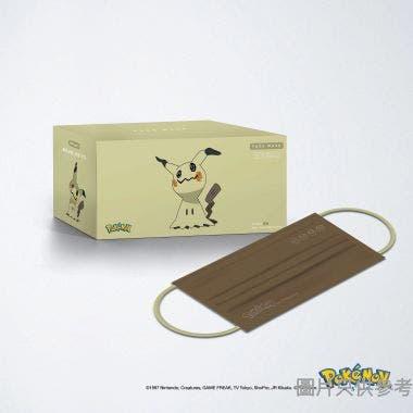 Medox I Pokémon 口罩 P-020 (成人) - 謎擬Q