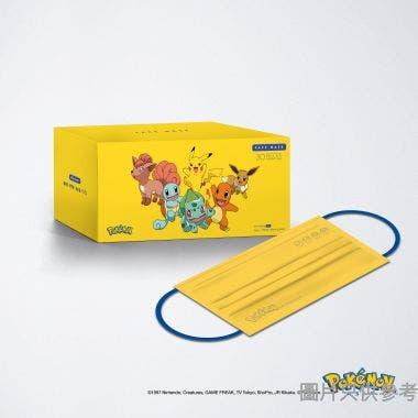 Medox I Pokémon 口罩 P-023 (成人) - Pokémon