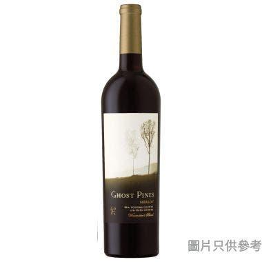 Ghost Pines美樂紅酒 750ml