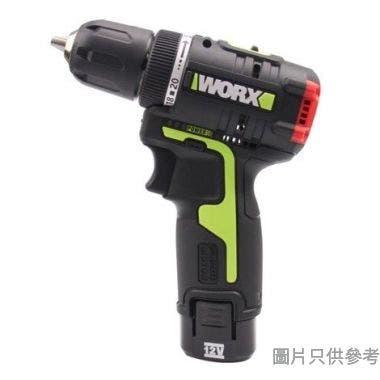 Worx威克士12V雙速電鑽 WU130